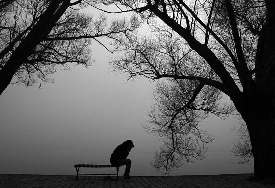 депрессия-человека