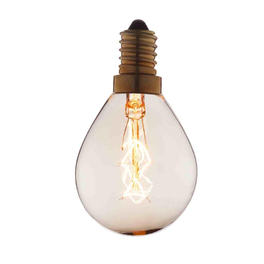 лампочка в доме