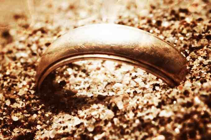 примета про кольцо