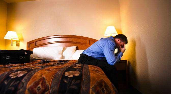 Чувство угнетения и депрессивное состояние человека, Какие бывают чувства
