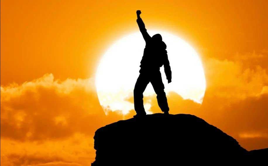 успех-это-достижение-вершины