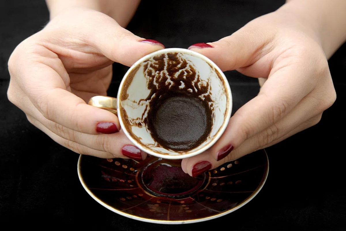 Гадания на кофейной гуще: бесплатный виртуальный способ узнать будущее