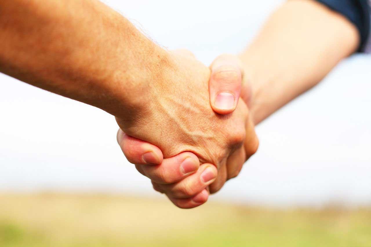 Доверие - это основной ключ к взаимным отношениям