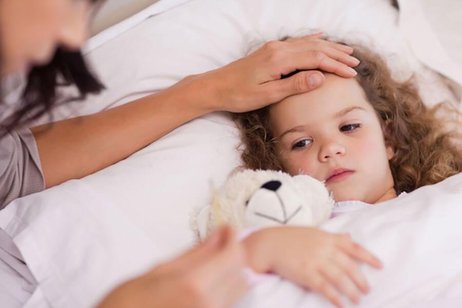 умыть ребенка от сглаза