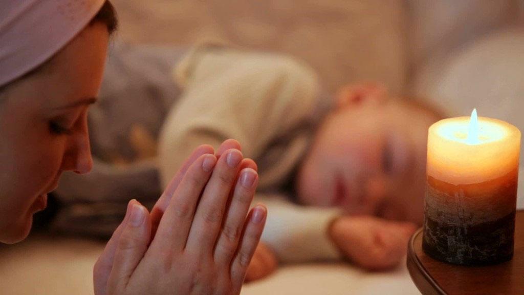 молитва от сглаза младенцу православная