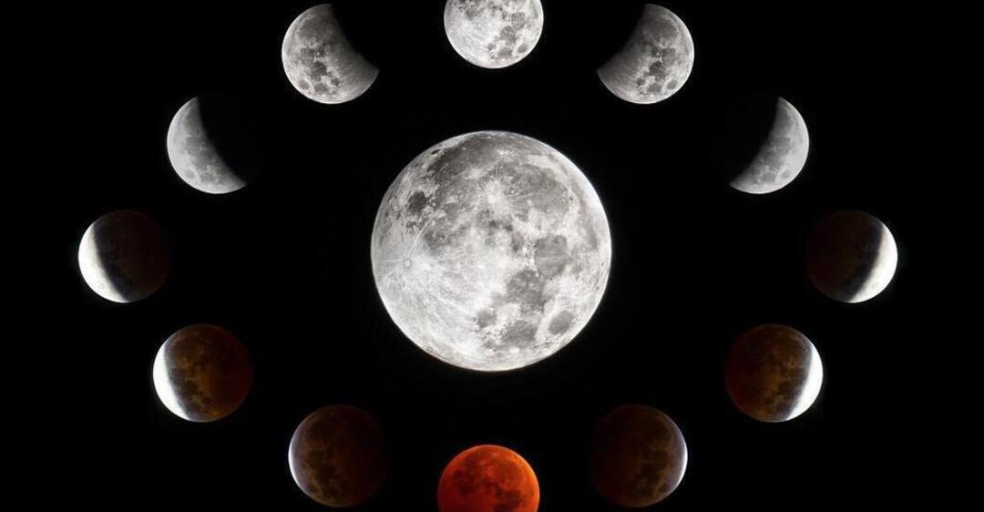 Денежные приметы, связанные с Луной